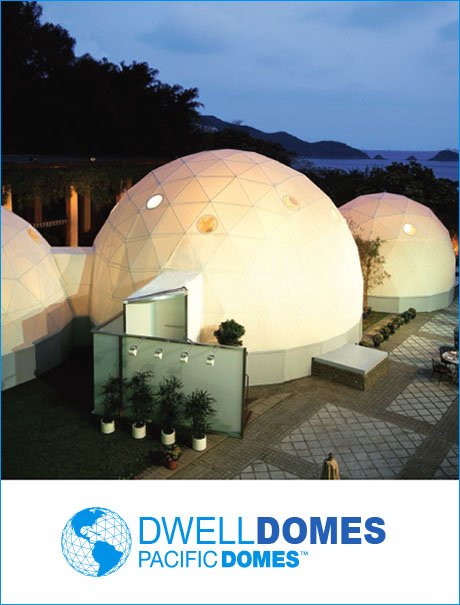 Pacific Domes - Dwell Domes Brochure