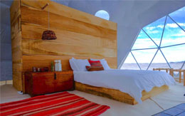 Amazing Escapes Dome - Bolivia