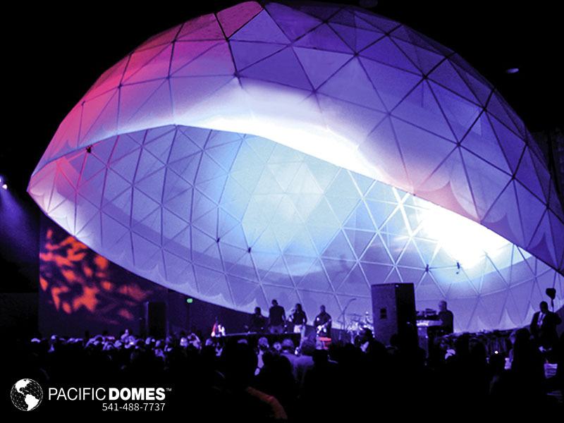 concert dome