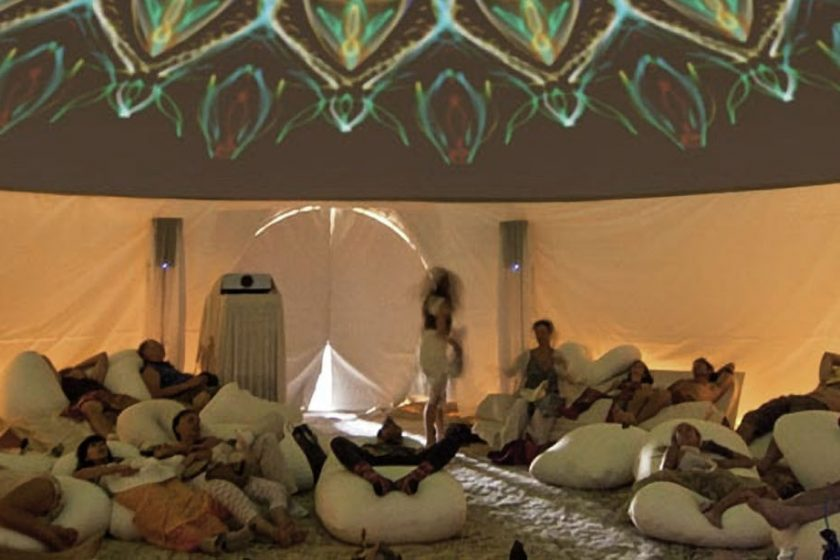 Sound Healing Dome 2