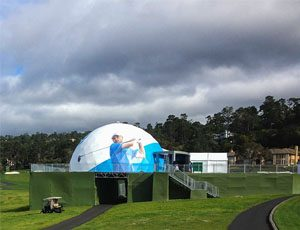 AT&T PGA - Pro Am Sports Dome