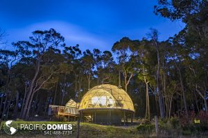 outdoor dome