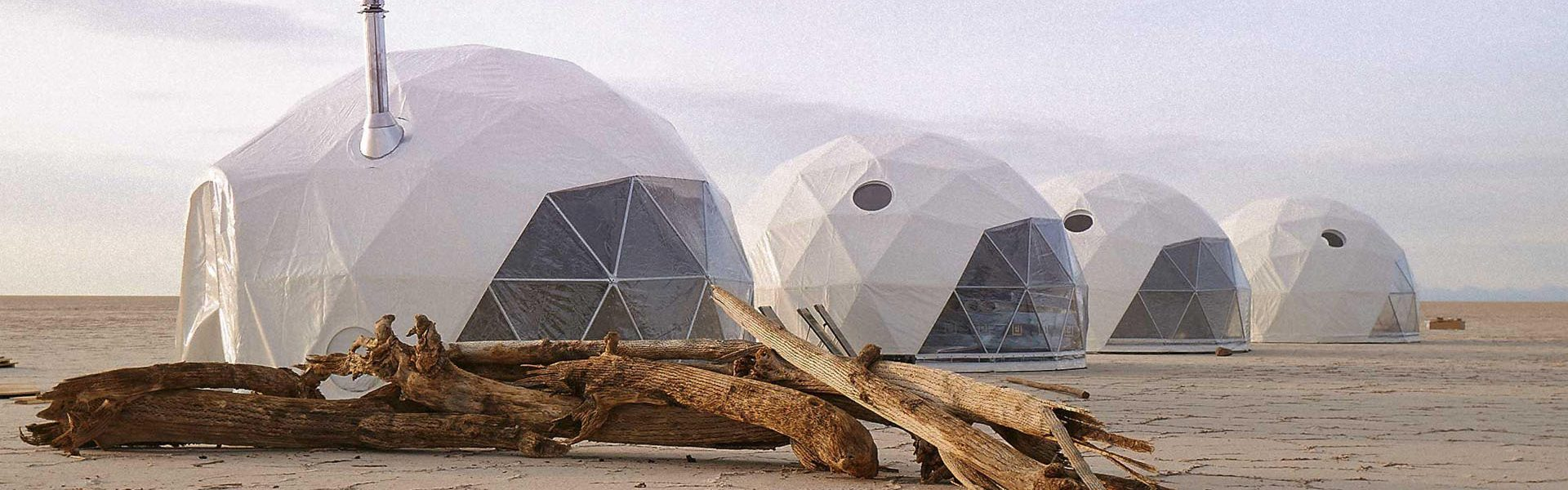 Pacific Domes - Glamping Domes