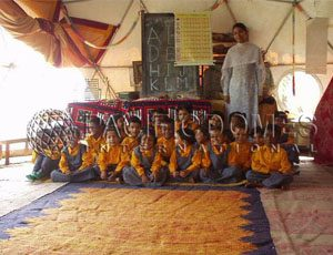 Relief Dome School - Northern India