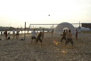 Volleyball Sports Dome