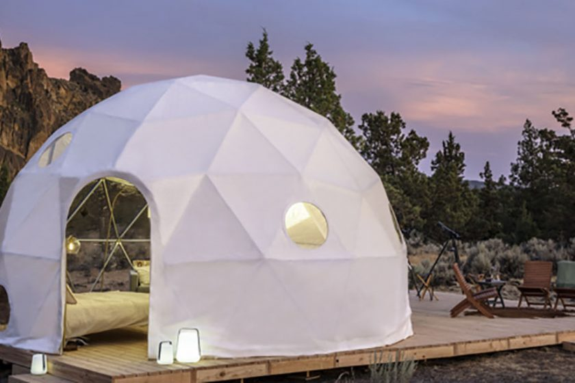 Oregon Eclipse Dome1