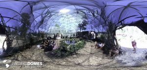 permaculture dome 1