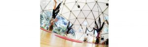 Jen Healy- Quantum Playground & Aerial Yoga Dome Play