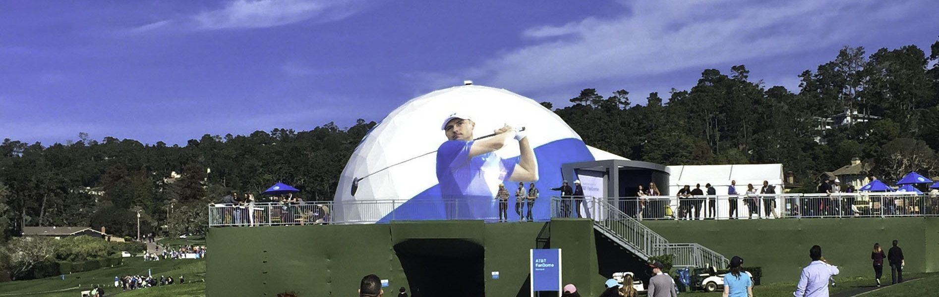 Large Event Tents Harness the Immersive Power of a Geodesic Dome & Harness the Power of Large Event Tents- Pacific Domes