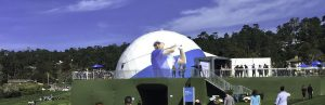 Large Event Tents: Harness the Immersive Power of a Geodesic Dome