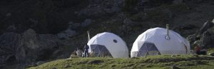 Shelter Domes