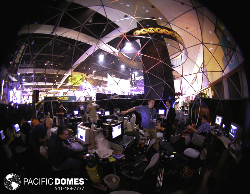 ultimate gaming dome environments