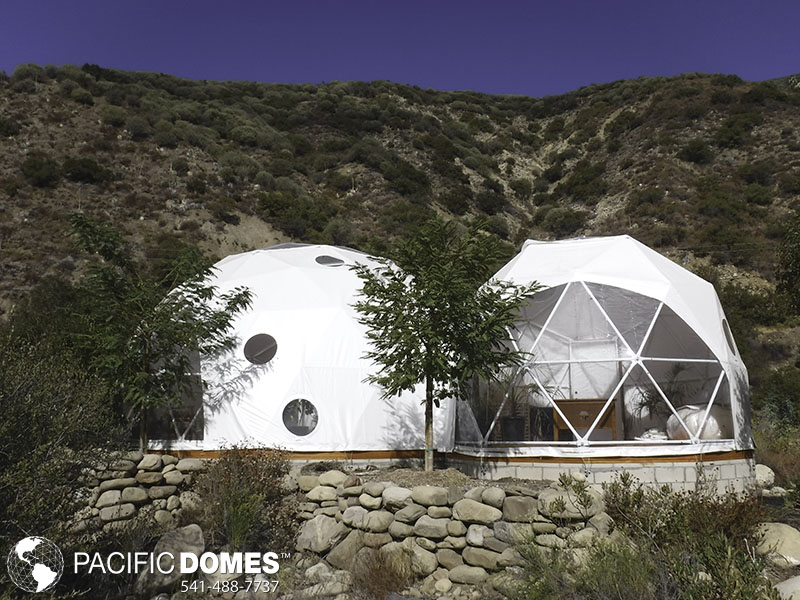 dome retreats, dome retreat, Pacific Domes