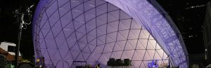 Amphitheater Domes: Curtains Up for the World's Largest Outdoor Proscenium Theaters!