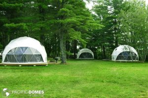 backyard dome
