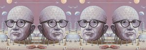 Buckminster Fuller Envisioned a Utopian Future for Humanity…  A Tribute to a True Visionary Leader
