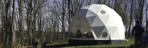 Off-Grid Geodesic Dome House FAQ'S