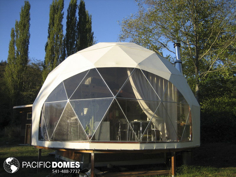 placemaking urban dome shelters