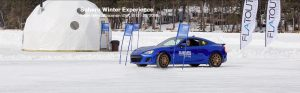 Thrilling Promotional Dome on Ice – A Subaru Winter Experience