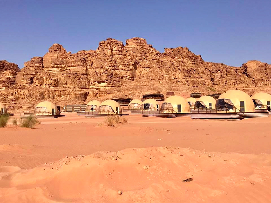 Sun City Camp Wadi Rum