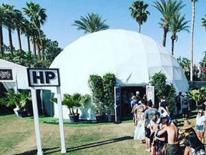 44ft Projection Dome