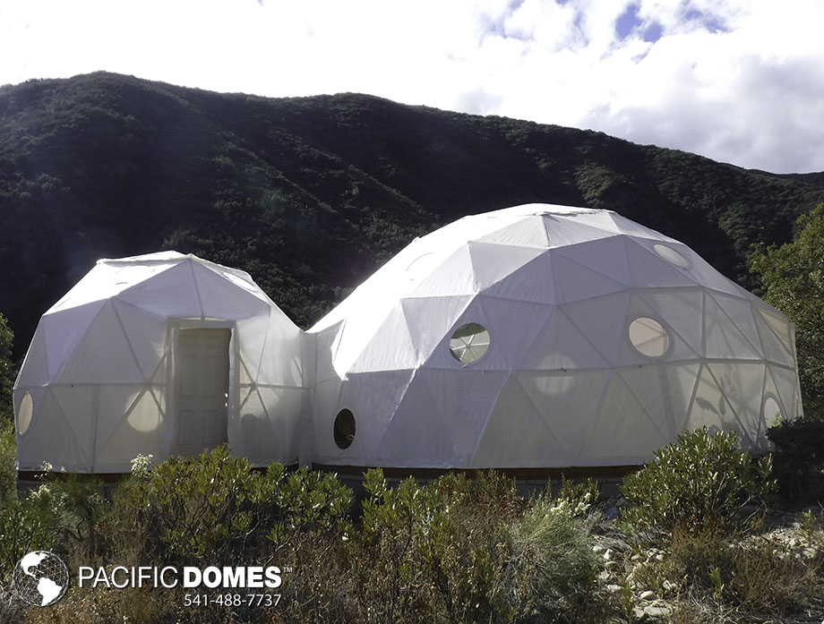 urban dome shelters