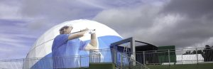 Epic EZ-Up Events with Event Dome Rentals by Pacific Domes