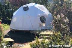 16ft Dome Home - NY