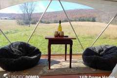 16ft Dome Home Interior