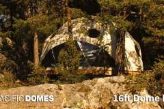 16ft Dome Home - Sweden