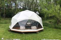 16ft Dome Home