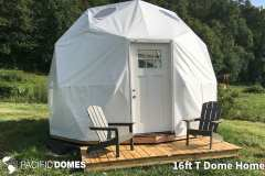 16ft T Dome Home