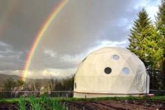 Rainbow-Dome