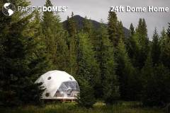 24ft Dome Home - Canada
