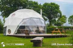 24ft Dome Home - Netherlands
