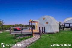 24ft Dome Home - Texas