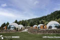 24ft Dome Homes - New Zealand