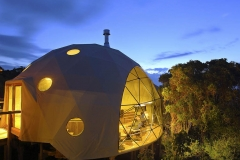 24ft Dome Home