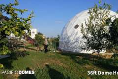 36ft Dome Home