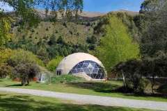 30ft Dome Home - New Zealand