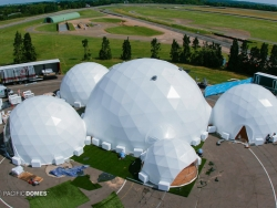 Event Domes in the UK