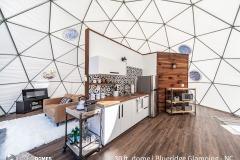 30ft-blue-ridge-glamping-dome-interior