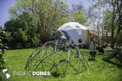 glimbing-dome
