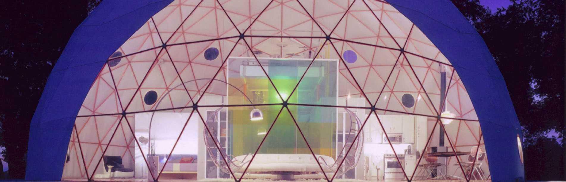 Dome Home - Pacific Domes