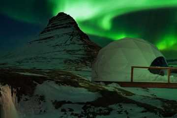 Aurora Borealis Dome