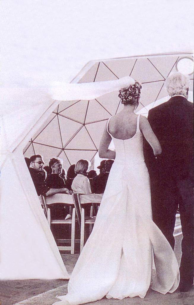 Wedding Domes by Pacific Domes