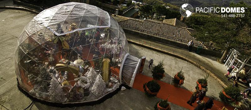 Pacific Domes - Snow Globe Dome