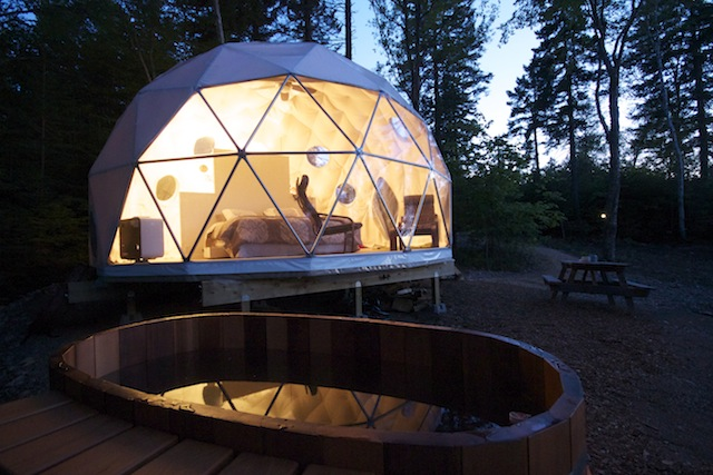 glamping accommodations for sale, dome homes, dome houses