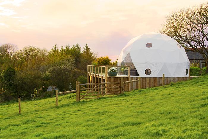 Loveland farms Dome Home, dome House, dome houses for sale