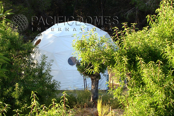 pacific domes shelter dome